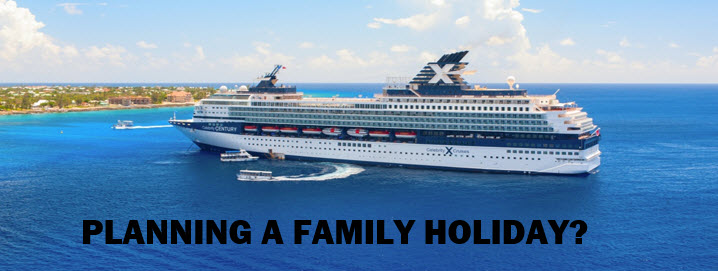 tips planning a family holiday